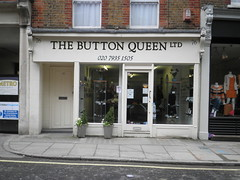 Picture of Button Queen, Marylebone