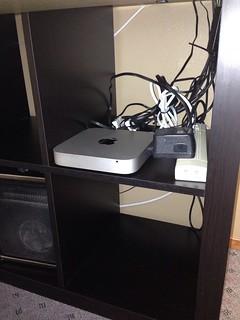 New desk at werk