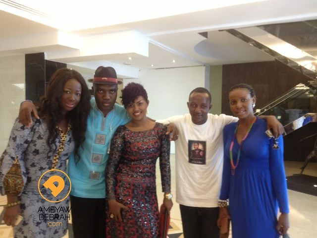 8641898784 5619cc2f93 z Exclusive Photos: Ama K Abebrese and Nana Ama McBrown attend service of Tanzanian superstar actor Steven Kanumba
