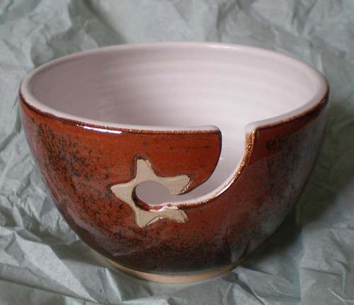 Wren Pottery Bowl Front