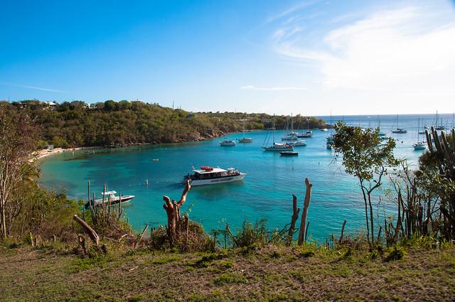 Honeymoon beach on water island st thomas explore for St thomas honeymoon beach