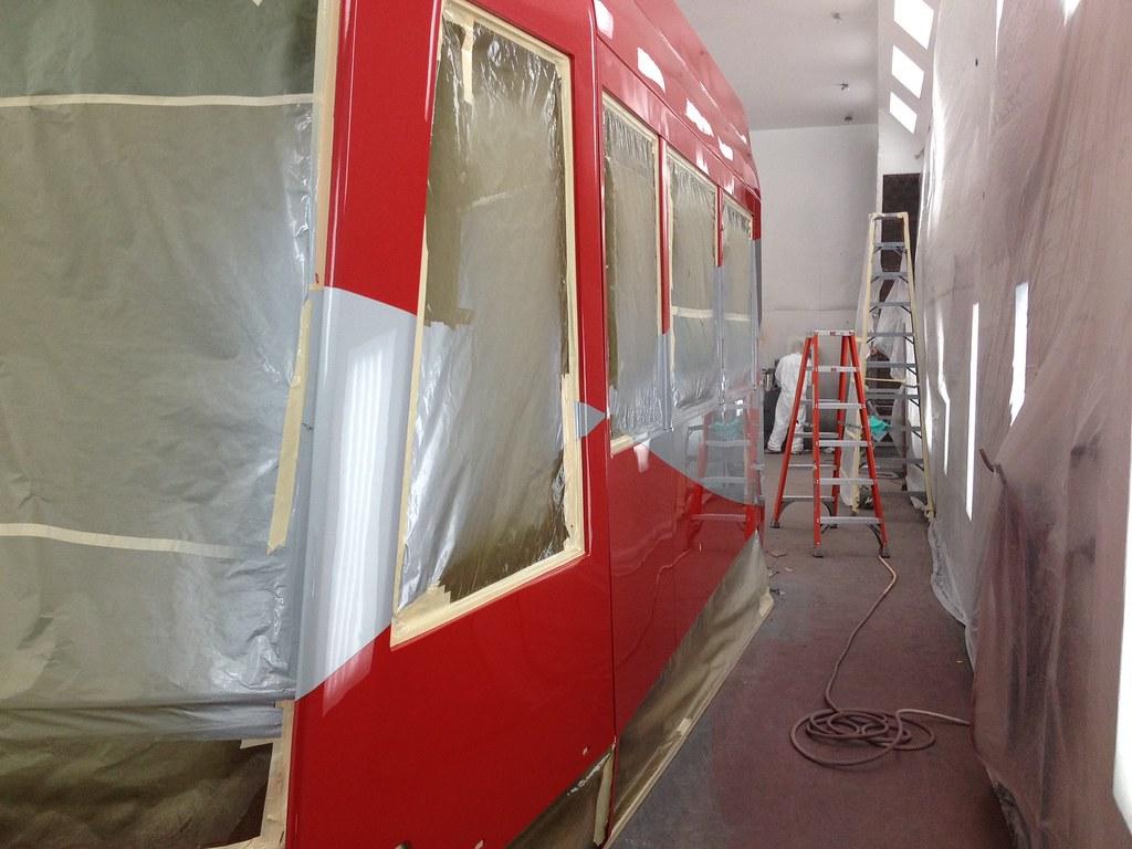 April 2013 Paint Job