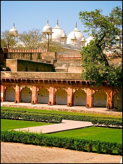 Red Fort - Palace of the Mughal Emperors