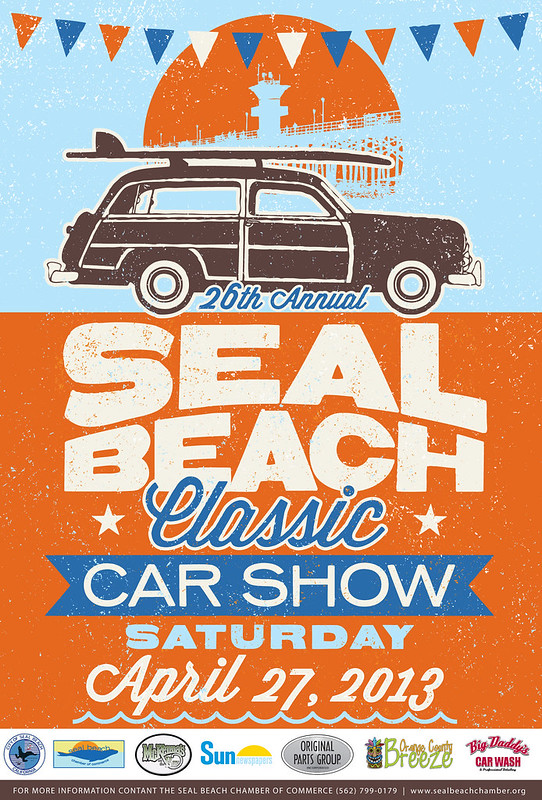 2013 Seal Beach 26th Annual Classic Car Show K1 Speed