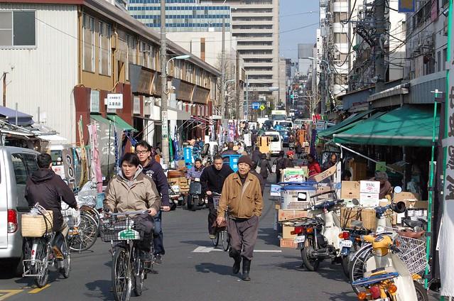 0229 - Tsukiji el Mercado de Pescado