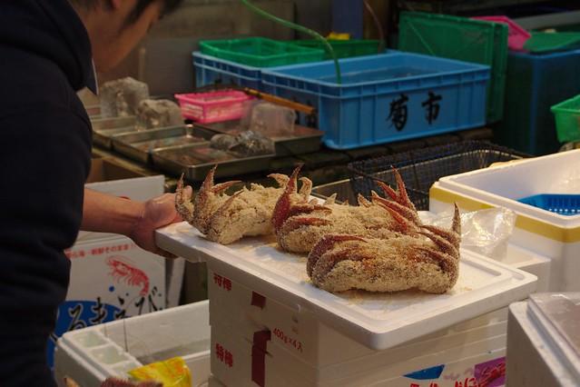 0246 - Tsukiji el Mercado de Pescado