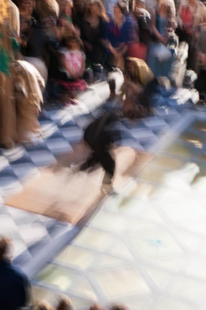 Tap Dancers at Hartford, CT City Hall