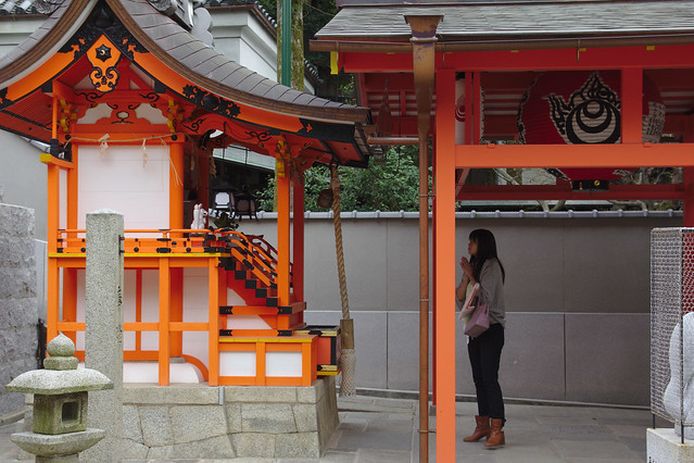 0722 - Yasaka shrine
