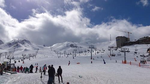 Pas de la Case Andorre by Pep Andorra