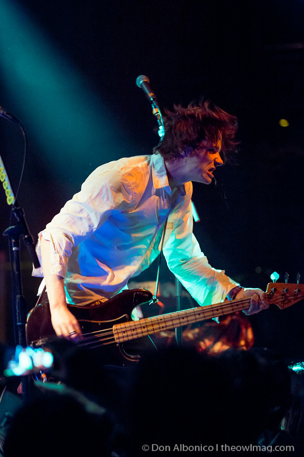 Palma Violets @ Independent San Francisco