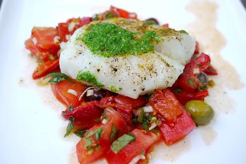 Fish Dish: Mediterranean Cod