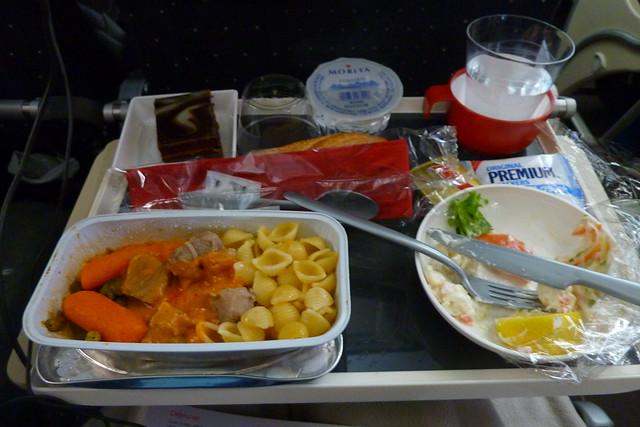 1238 - En el avión