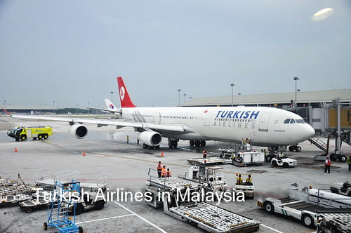 Turkish Airlines in Malaysia 2