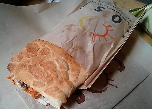 mole sandwich