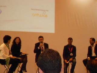 Mesa Redonda: ¿Qué necesita el anunciante para invertir más en digital? en OMExpo 2013