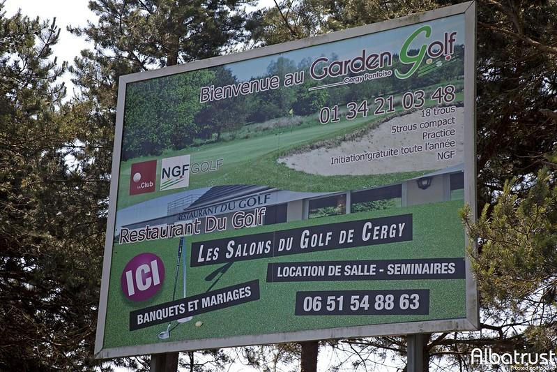 photo du golf Golf De Cergy Vauréal - UGOLF - Practice - Putting green