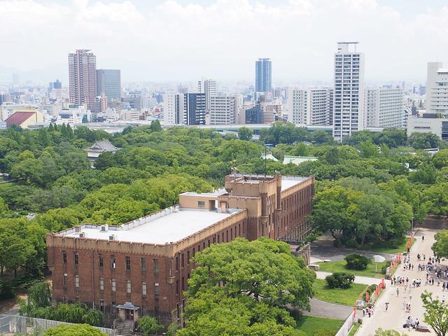 大阪市立博物館