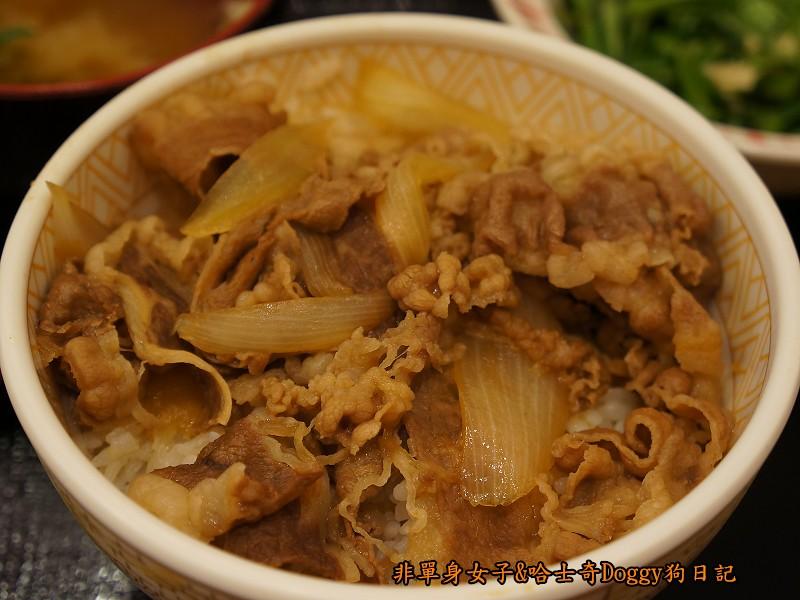 Sukiya日本牛丼咖哩飯16