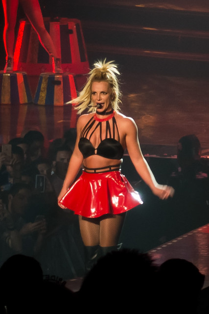 Britney Spears : Piece Of Me – The Axis at Planet Hollywood, Las Vegas (2016)