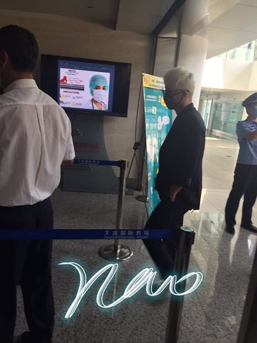 Big Bang - Dalian Airport - 26jun2015 - Nao - 03