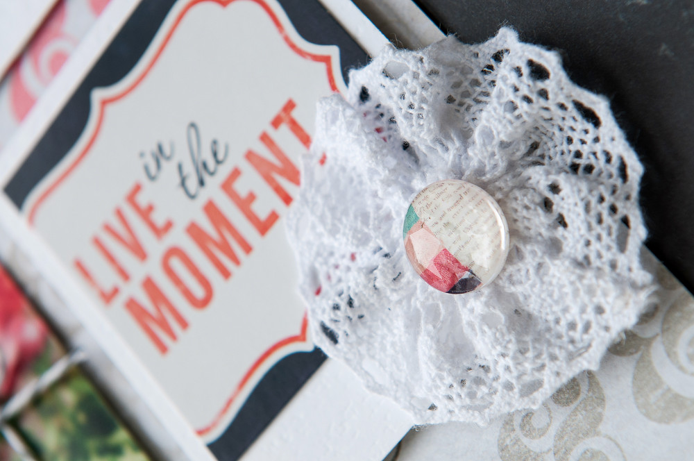 Live in the Moment {detail}