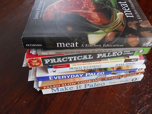 Paleo/Primal cookbooks