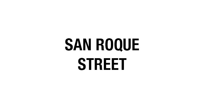 San Roque street