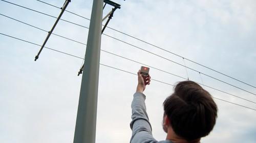 Electromagnetic Harvester – заряди батарейку электромагнитными волнами