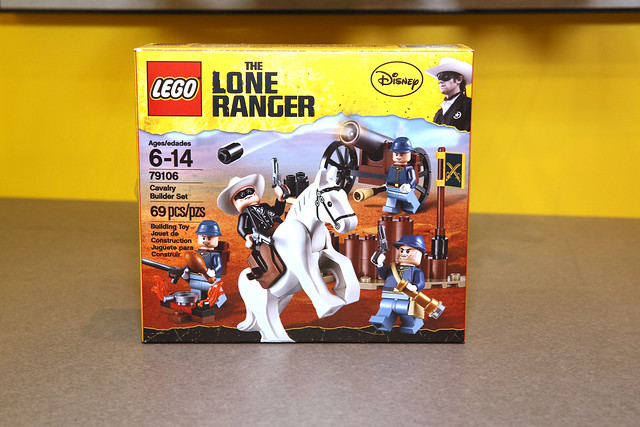 79106 Cavalry Builder Set