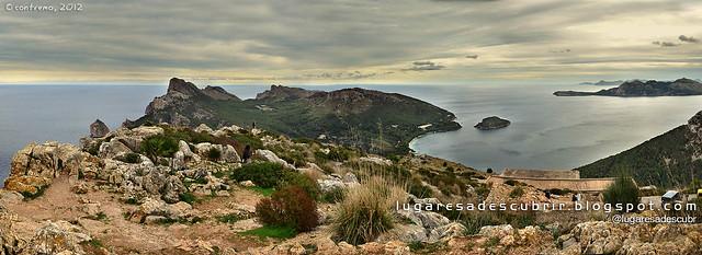 Cabo Formentor (Mallorca, España)