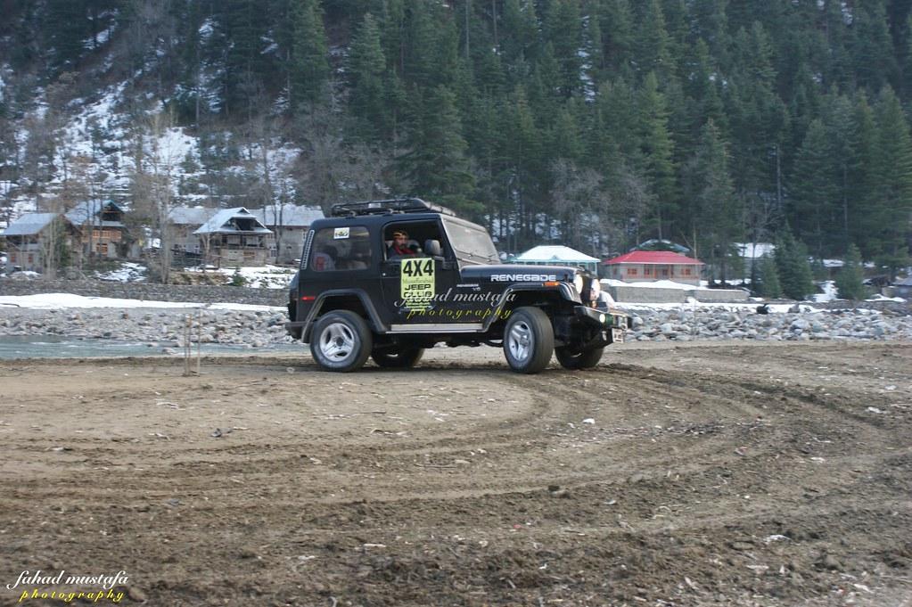 Muzaffarabad Jeep Club Neelum Snow Cross - 8469425222 b350e25a47 b