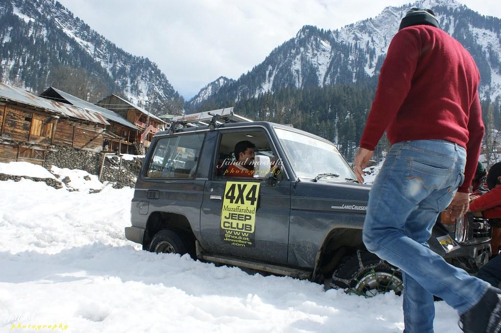 Muzaffarabad Jeep Club Neelum Snow Cross - 8470739801 befdd4d7fc b