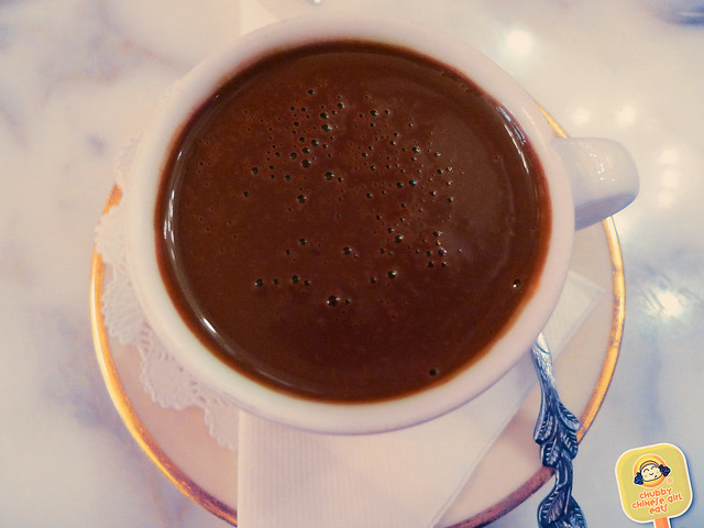 Cocoa Bar by Mariebelle NY - panela 75% hot chocolate