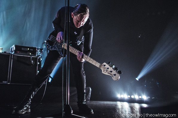 The xx @ ACL Live Moody Theater, Austin, TX 2/12/13