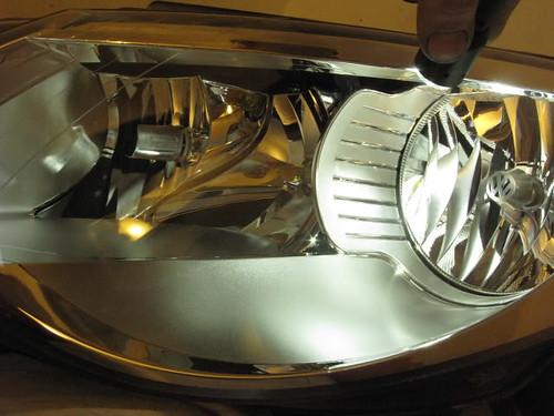 VWVortex com - 2009 CC Lux Retrofit Projector Headlights DIY!!!