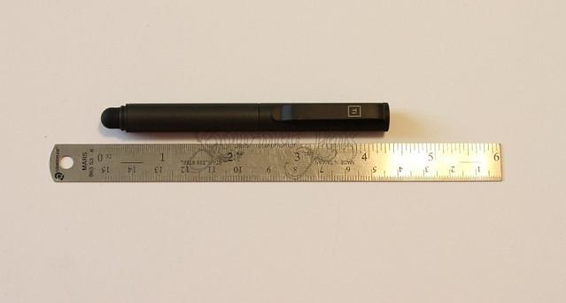 XTS Titanium Pen + Stylus Capped