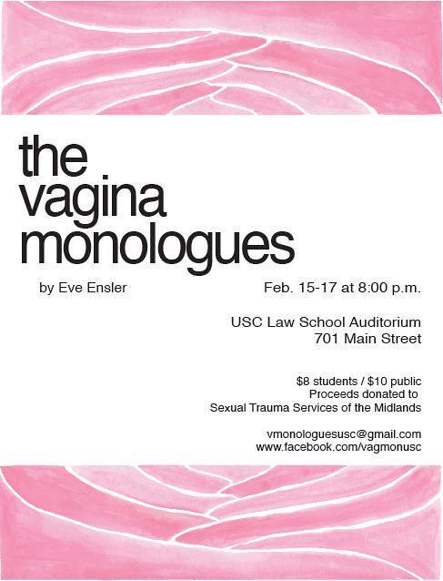 Vagina Monologues.