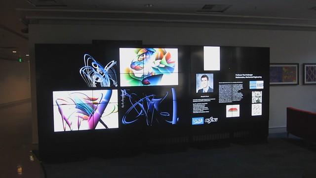 MVI_6664 UCSB Nanotechnology display lobby