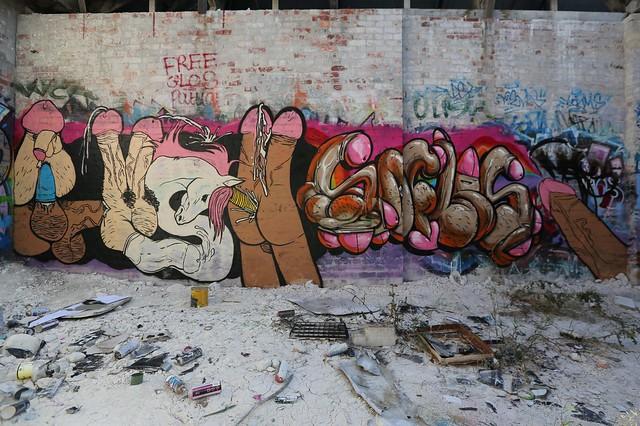 Gay Graffiti Artist 71