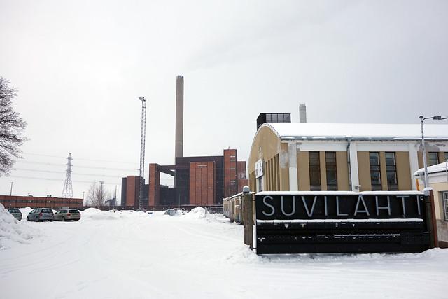 Suvilahti Complex