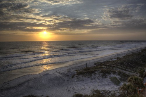 beach sunrise canon florida jacksonville 5d caviardreams