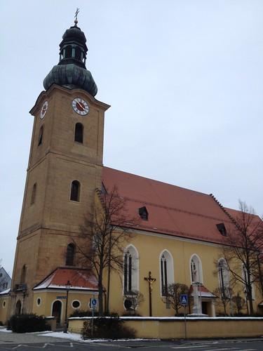 Hirschau Kirche