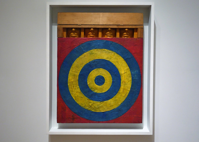 Jasper Johns, Target with Four Faces | Flickr - Photo Sharing!