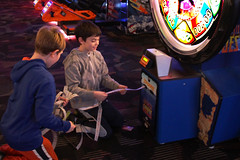 gambling for kids: lure of the tickets