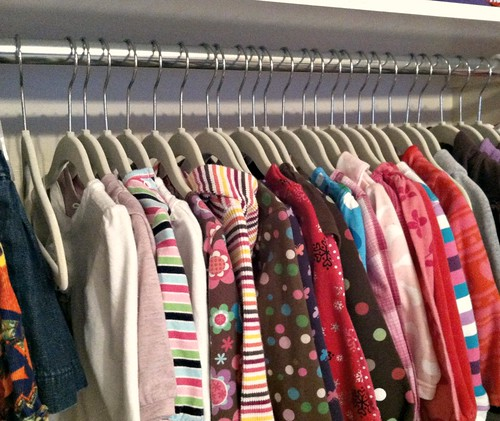 Etonnant How I Store And Organize All Our Baby Clothes