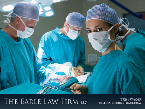 Medical Malpractice Insurance Personal Injury lawyer Stuart FL