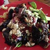 Prime rib salad. Mmmmmm. #paleo #primal #jerf it's not always easy but it's attainable.