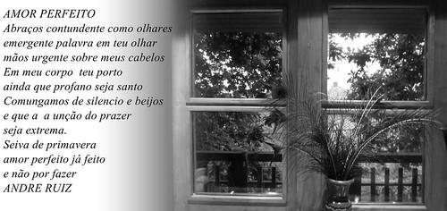 AMOR PERFEITO by amigos do poeta