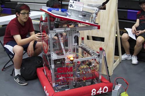 840 Robot