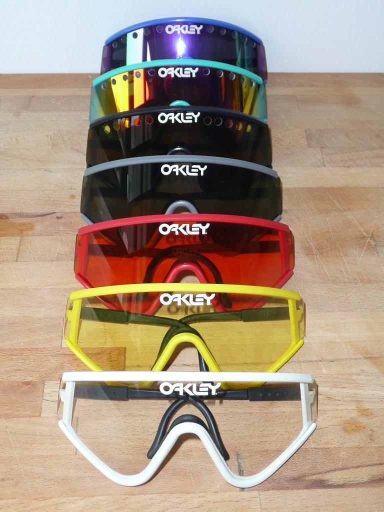 oakley eyeshade lens